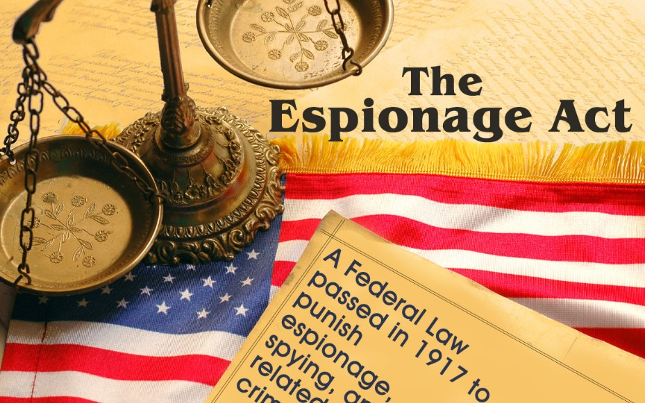 Espionage Act 1917