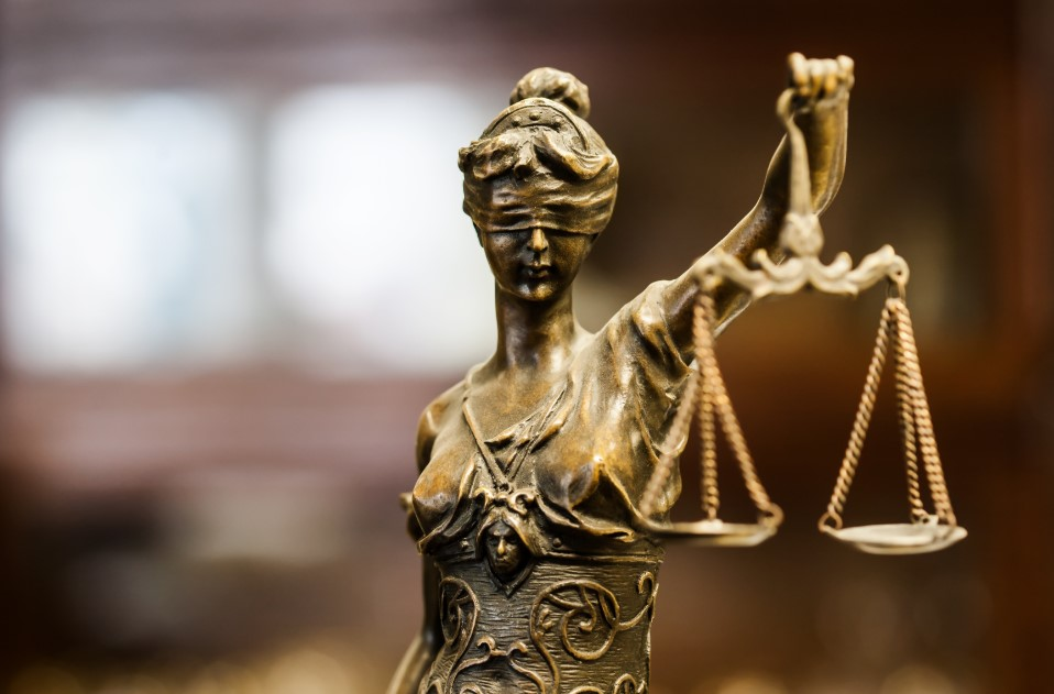 The relationship between law and justice