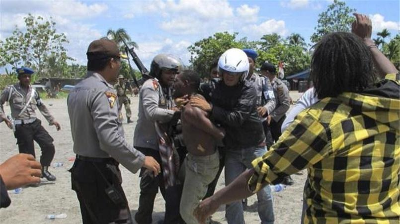 human rights abuse in Papua