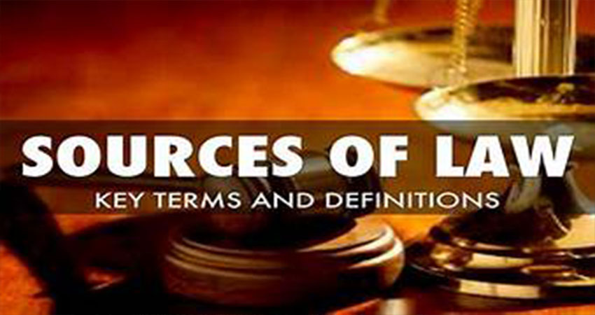 source of law