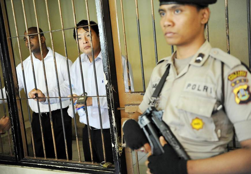 death penalty in Indonesia